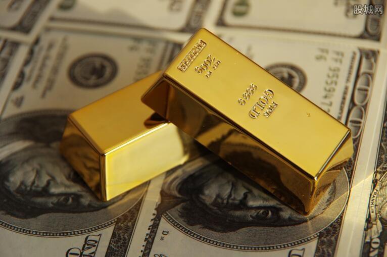 纽约黄金期价8日上涨