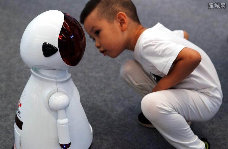 机器人产业处爆发增长期