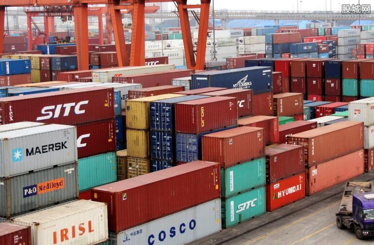 外贸依然保持回升态势