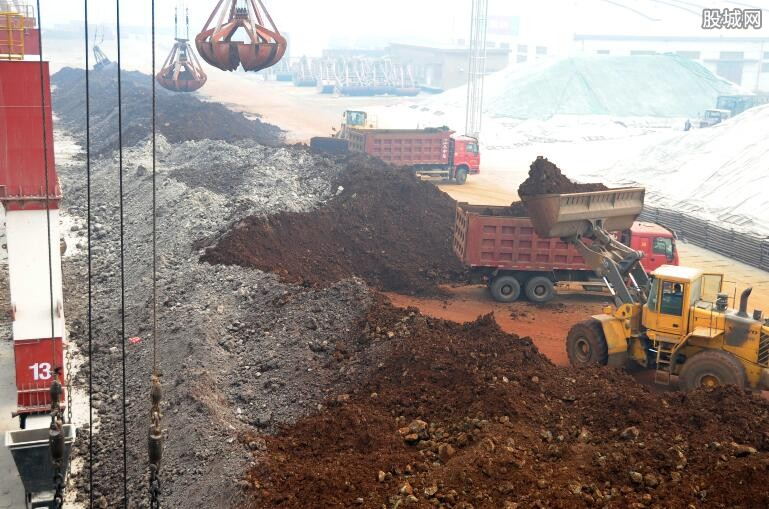 印尼在起草锡衍生矿物
