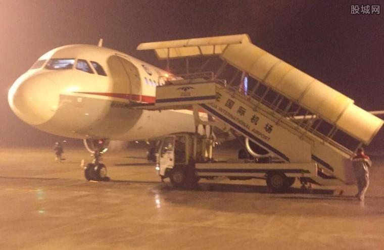 川航CSC8952被劫机