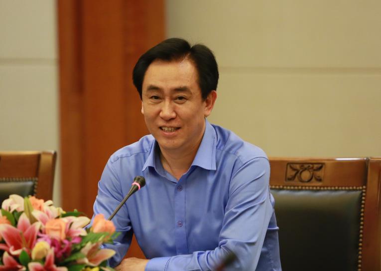 中国富豪许家印