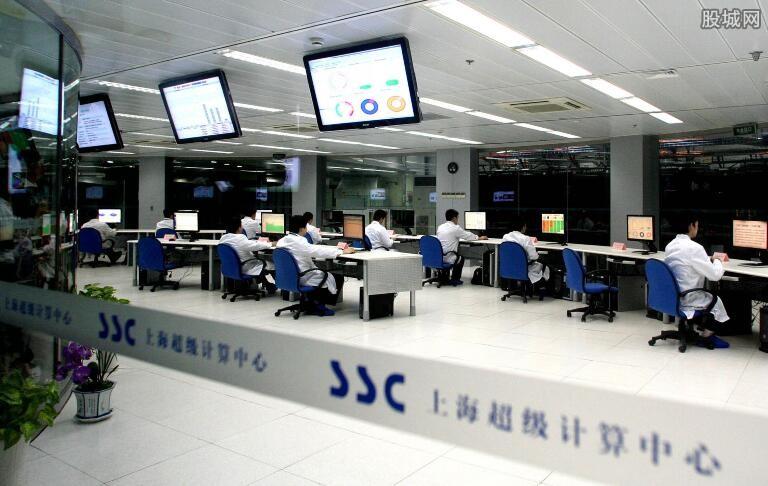 中国超级计算机投资大