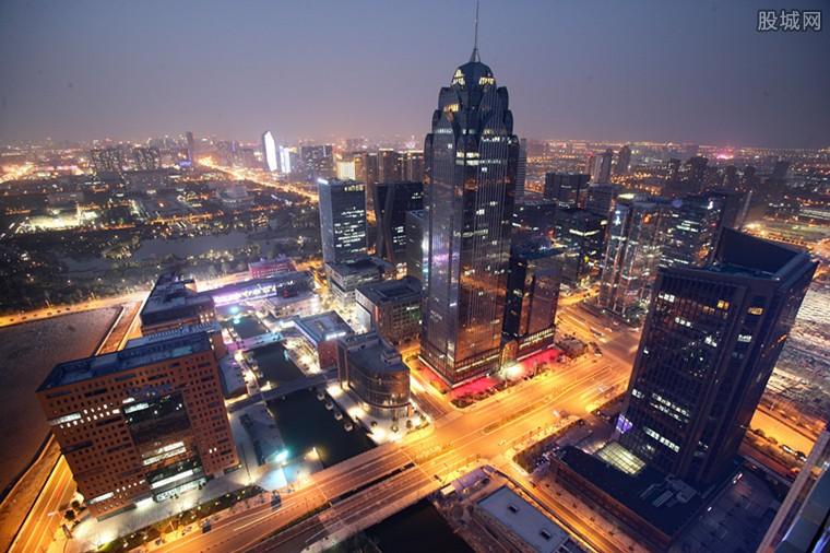 中国经济最发达城市