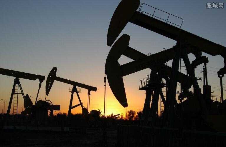 国际油价出现波动