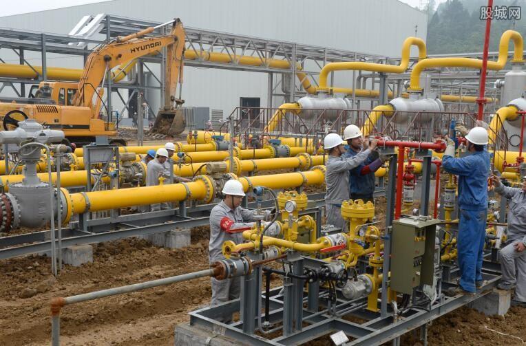 首个页岩气开发项目