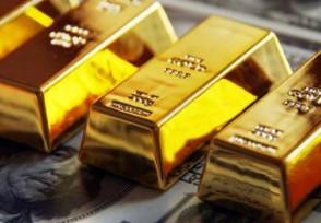 纽约黄金期货市场 同比上涨5.6美元