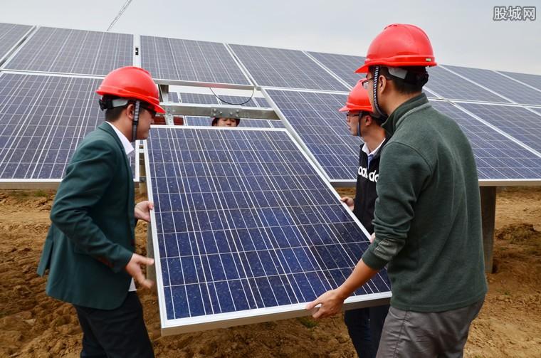 新能源装机规模快速增长