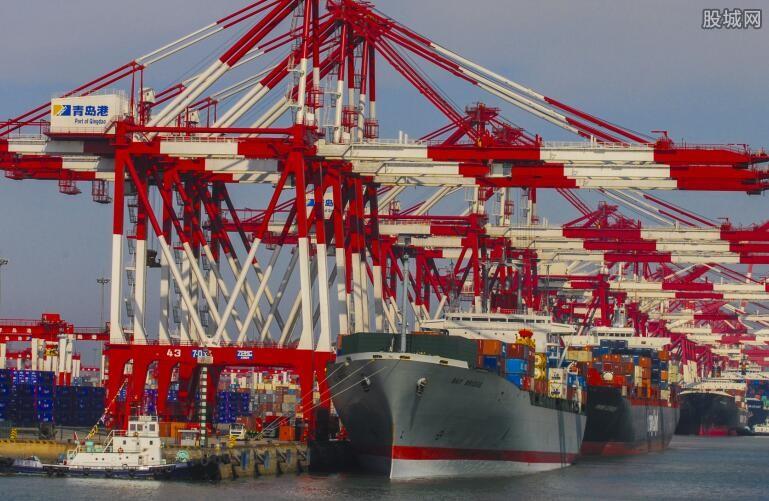 河北港口吞吐量