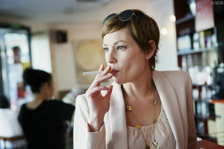 中国卷烟支付增速最快