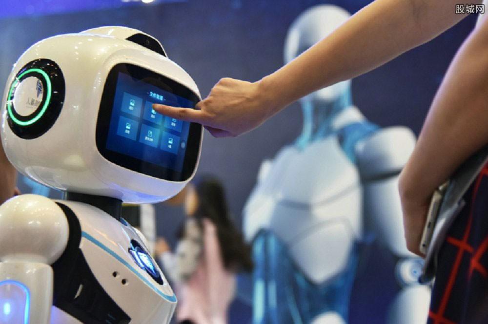 加速布局机器人研发