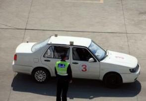 错信教练一句话酿成大错 科目二学员当场被交警带走