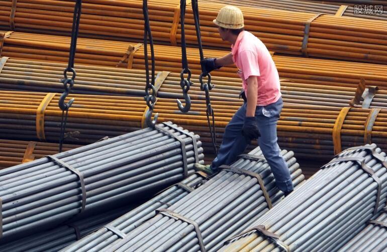 中国钢材出口量