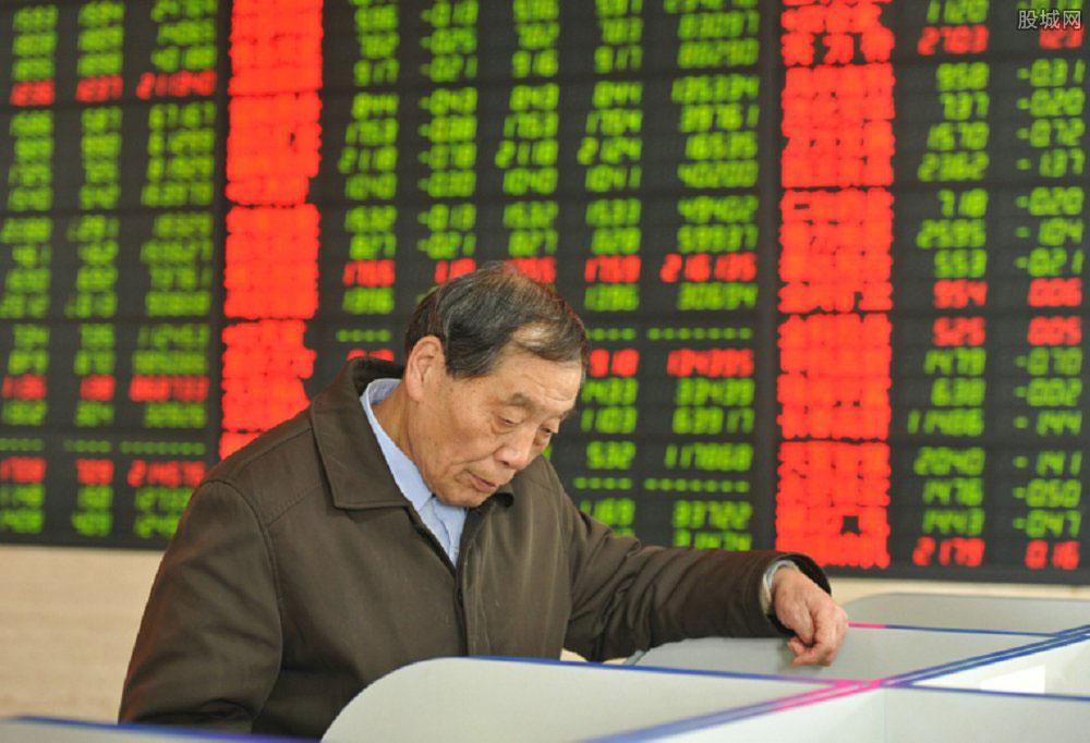 中国股市罕见怪象