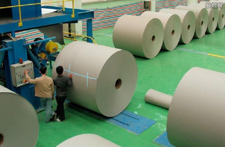造纸企业两极分化
