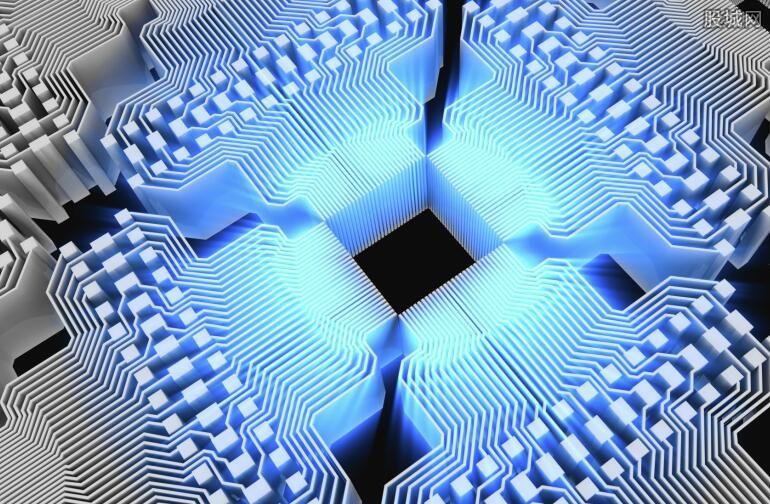 半导体量子芯片研究