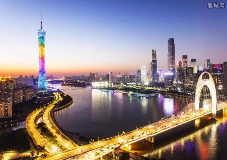 中国最顶级城市