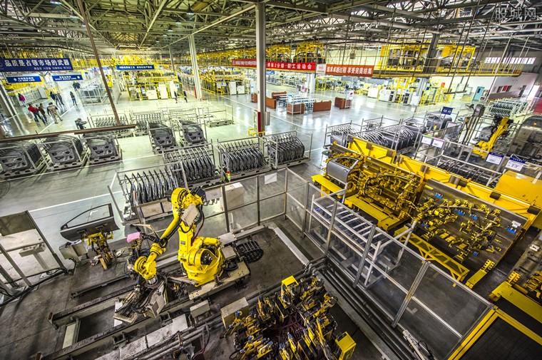 全国工业产能数据显示