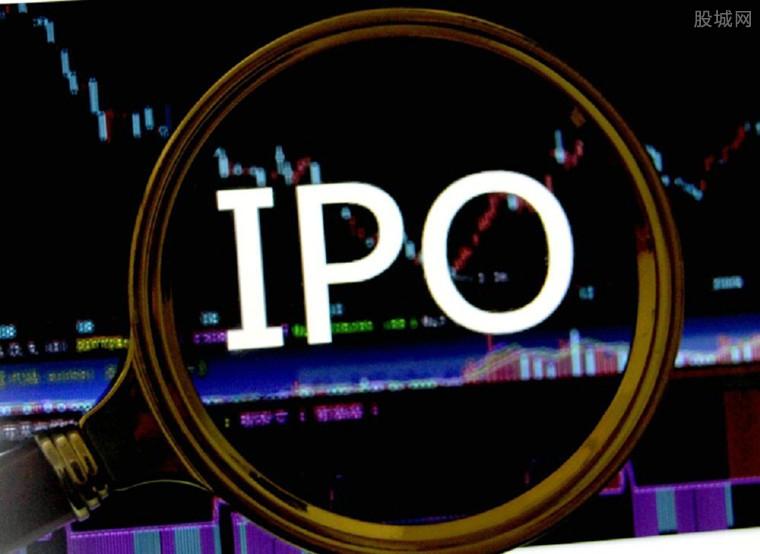 IPO通过率