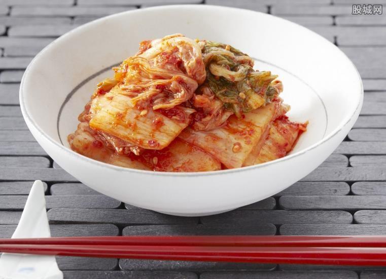 中国泡菜攻陷韩国