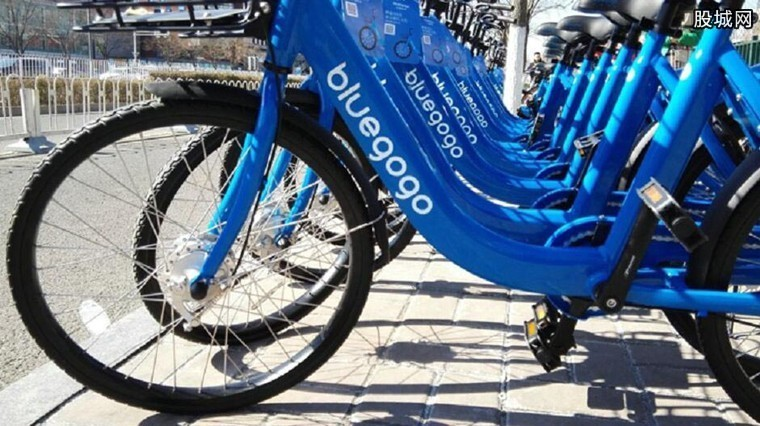 小蓝单车正式接入滴滴