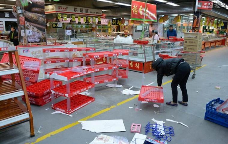 春节商场打折猫腻