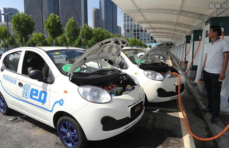 新能源车申请破纪录