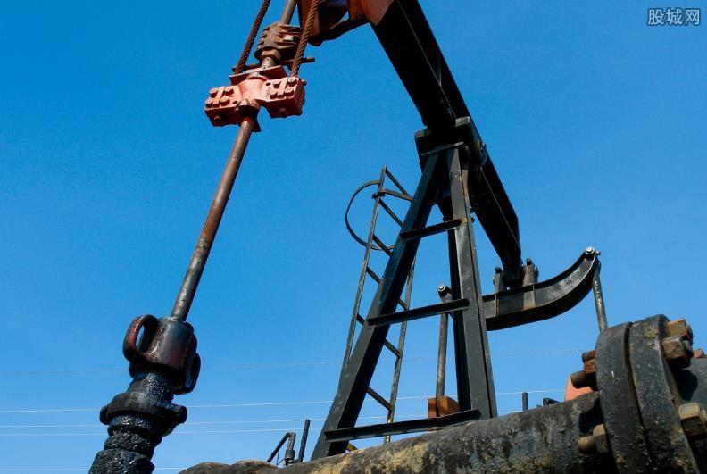 石油产量跌至最低水平