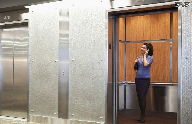 楼房装公交电梯