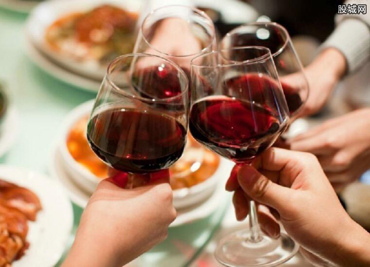 中餐厅只能喝红酒