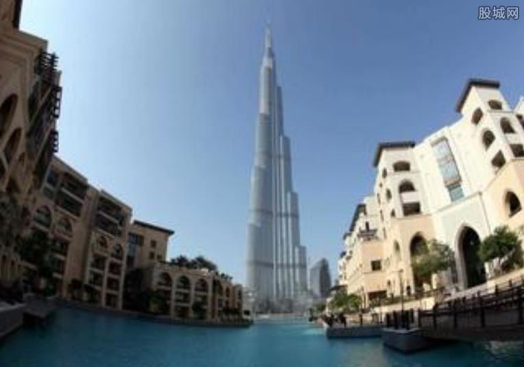 沙特首富造第一高楼