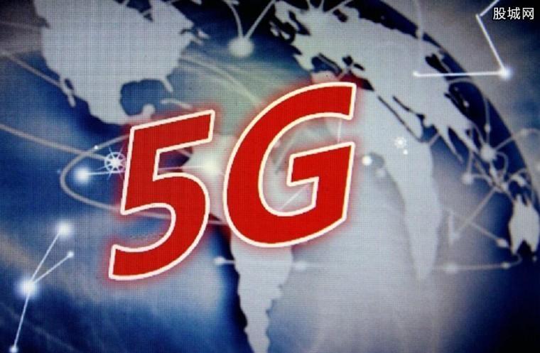 2018年5G网络试点