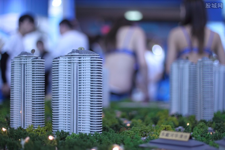 一线城市楼市进休眠状态