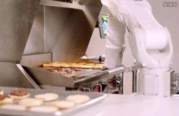 汉堡机器人flippy