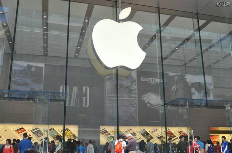 苹果海外资金转回本国