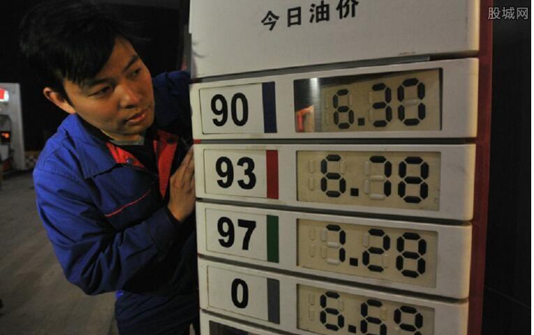 油价什么时候调整