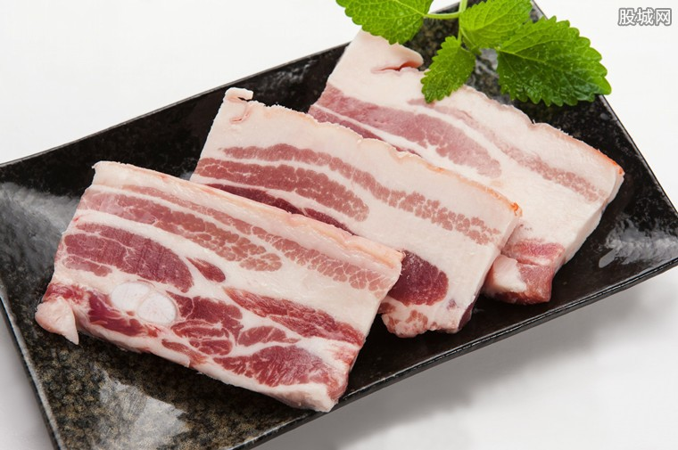 猪肉多少钱一斤