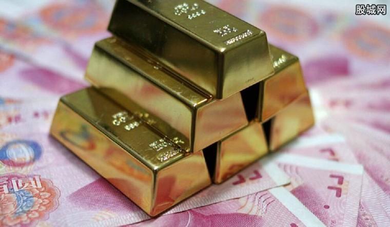 黄金价格走势预测