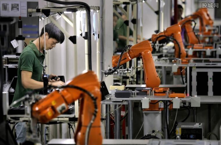 中国3月制造业PMI