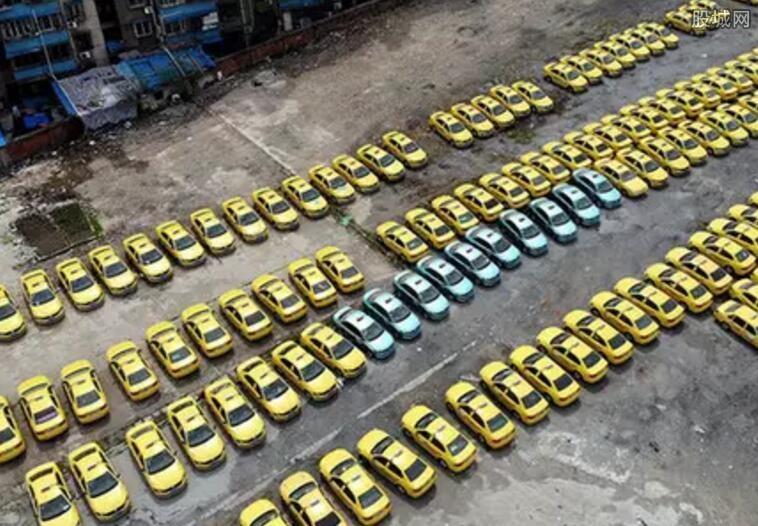 南京出租车退租坟场