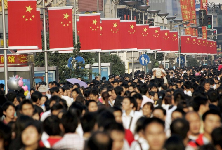 中国经济快速发展