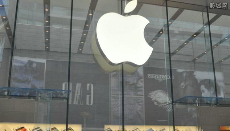 苹果市值是多少