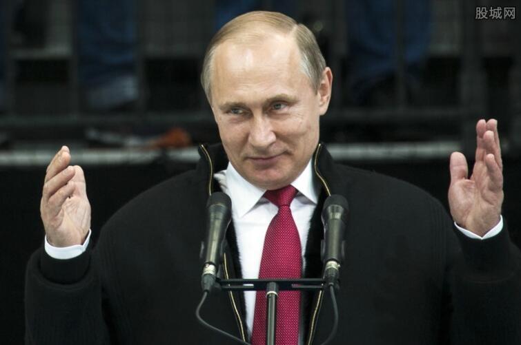 普京宣誓就任俄罗斯第七届总统