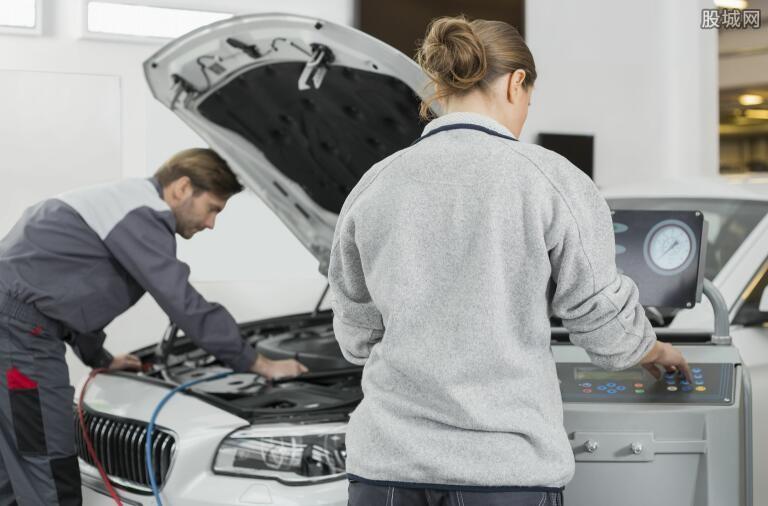 新能源车产销增势强劲