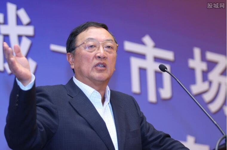 柳传志发表声明否认卖国贼