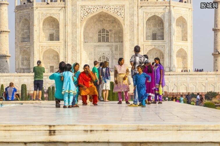 印度著名建筑