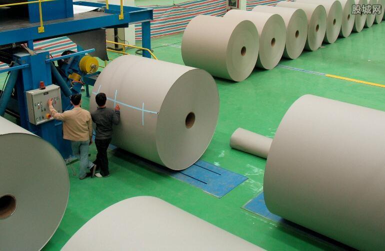 废纸进口量大幅下滑