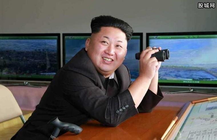 金正恩宣布朝鲜发展经济