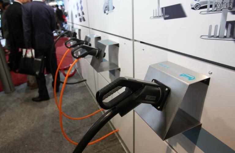 新能源车充电桩设备