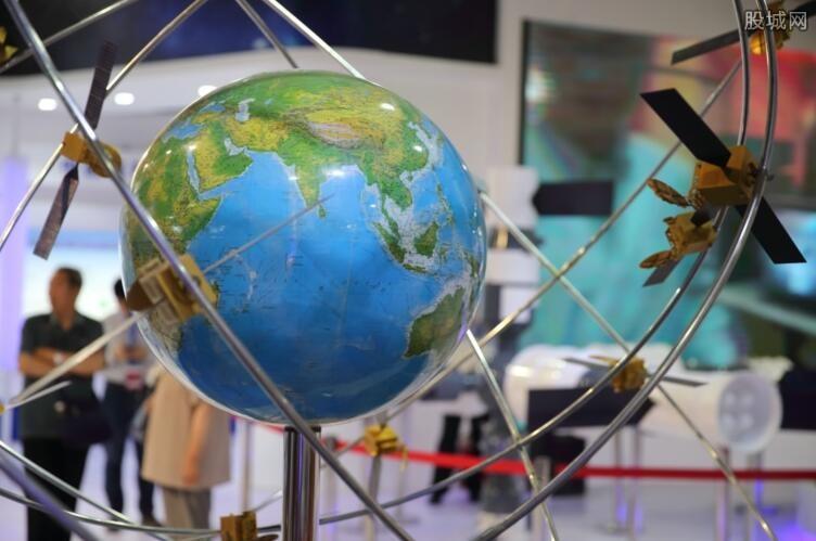 北斗导航成世界第三个成熟的卫星导航系统